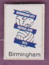 Birmingham City Badge (B)
